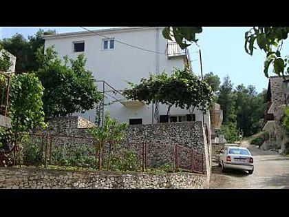 house - 2430 A2(4) - Mastrinka - Arbanija - rentals