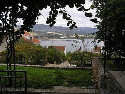 A3(5): terrace view - 2430 A3(5) - Mastrinka - Arbanija - rentals