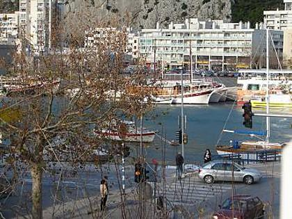 A1(2+3): sea view - 00109OMIS A1(2+3) - Omis - Central Dalmatia - rentals