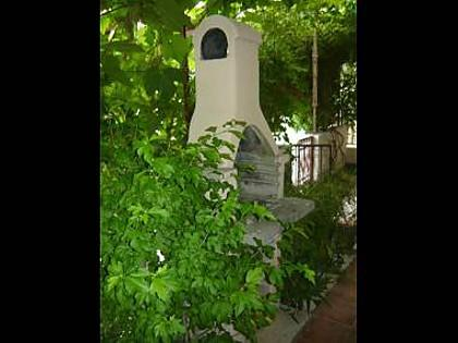 grill (house and surroundings) - 02314SMOK  A1(4+1) - Brna - Brna - rentals