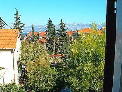 A1(2+2): window view - 06401SUPE  A1(2+2) - Supetar - Supetar - rentals