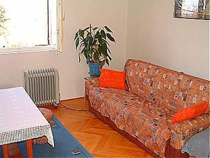A1(6+2): living room - 00405BIOG A1(6+2) - Biograd - Biograd - rentals
