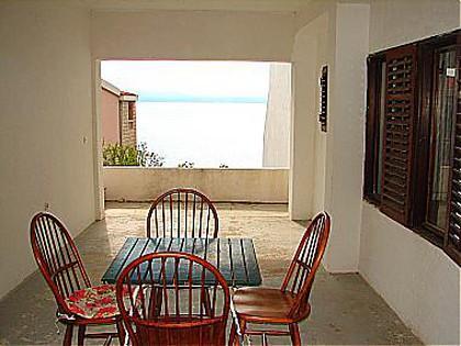 common terrace - 00613DRAS A3(3) - Drasnice - Drasnice - rentals
