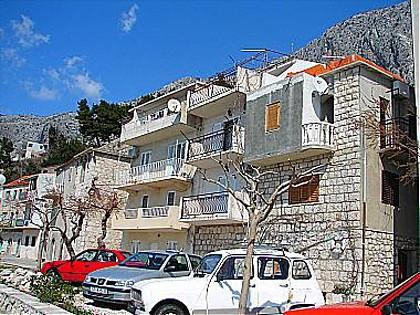 house - 00513DRAS  A1(2+2) - Drasnice - Drasnice - rentals