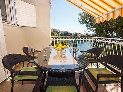 A1(6): terrace - 01812OKRG A1(6) - Okrug Gornji - Okrug Gornji - rentals