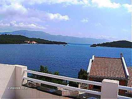 view (house and surroundings) - 03714KORC A2(2+1) - Korcula - Korcula - rentals
