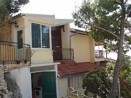 house - 01613BVOD A2(4+2) - Baska Voda - Baska Voda - rentals