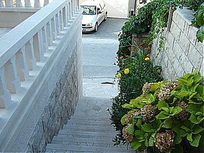 staircase (house and surroundings) - 00413BREL A1(3) - Brela - Brela - rentals