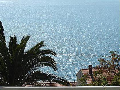SA3(2): balcony view - 00613BRIS SA3(2) - Brist - Brist - rentals