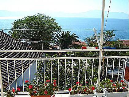 SA2(4): terrace view - 00613BRIS SA2(4) - Brist - Brist - rentals