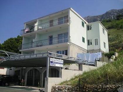 house - 02713BREL  A8(2+1) - Brela - Brela - rentals