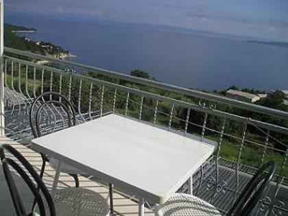 A5(2+3): sea view - 02713BREL  A5(2+3) - Brela - Brela - rentals