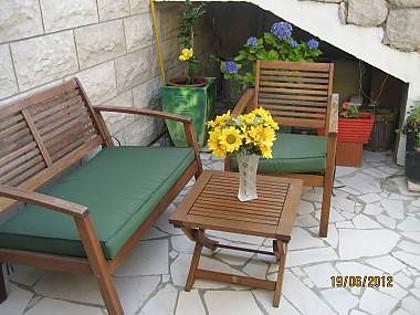 Ivana(4+2): terrace - 01516DUBR Ivana(4+2) - Dubrovnik - Dubrovnik - rentals