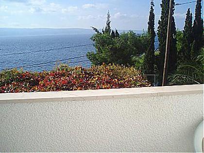 A1(4+1): balcony view - 00109KRIL A1(4+1) - Krilo Jesenice - Krilo Jesenice - rentals