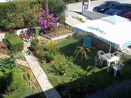 courtyard - 00218PETR A1(4+2) - Petrcane - Petrcane - rentals