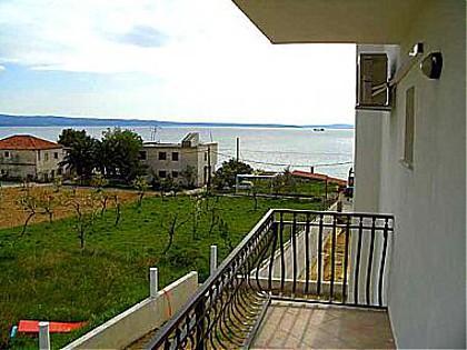 A3(2): terrace - 00109PODS A3(2) - Podstrana - Podstrana - rentals
