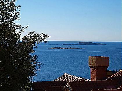 A5(2+2): terrace view - 00116PLAT  A5(2+2) - Plat - Plat - rentals