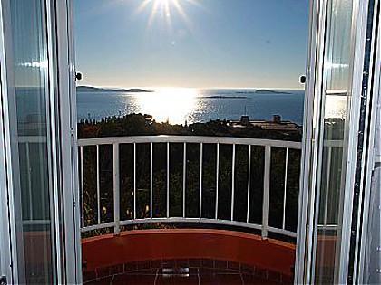 A3(2+1): terrace view - 00516PLAT  A3(2+1) - Plat - Plat - rentals