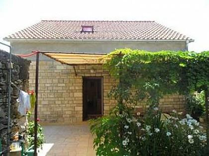 A1(2+2): terrace - 00901SPLI A1(2+2) - Splitska - Splitska - rentals