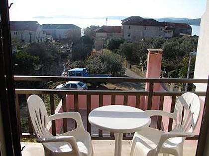A2(2+2): balcony - 00817OREB A2(2+2) - Orebic - Orebic - rentals