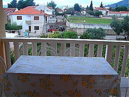 A12(2+2): terrace - 01817OREB A12(2+2) - Orebic - Orebic - rentals