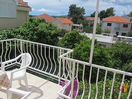 A4(2+1): terrace view - 01817OREB A4(2+1) - Orebic - Orebic - rentals