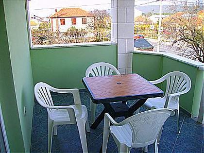 A2(2+1): terrace - 00318SUKO A2(2+1) - Sukosan - Sukosan - rentals