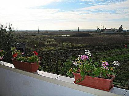 A1(2+2): terrace view - 00518NIN A1(2+2) - Nin - Nin - rentals