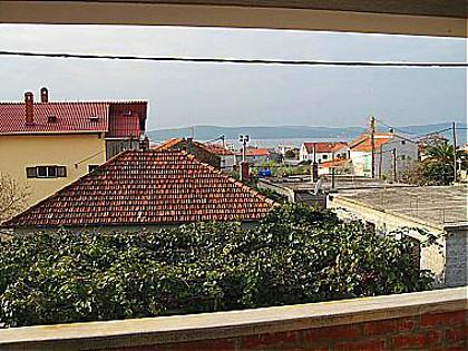 H(8+2): terrace view - 00318BIBI H(8+2) - Bibinje - Bibinje - rentals