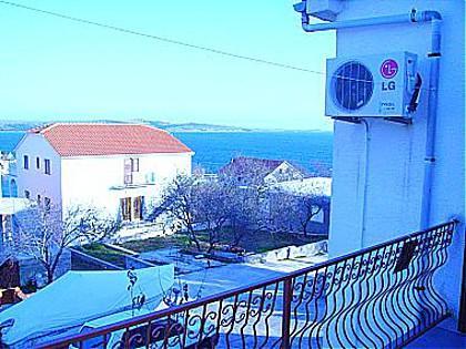 A2(6+1): terrace view - 00421SALI A2(6+1) - Sali - Sali - rentals
