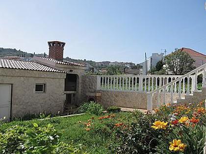 courtyard (house and surroundings) - 00719KALI A2(4+1) - Kali - Kali - rentals