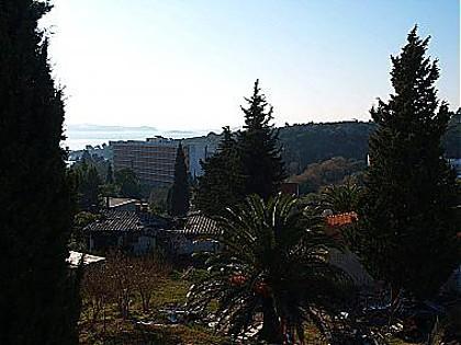 A1(3): terrace view - 00116SREB A1(3) - Srebreno - Srebreno - rentals