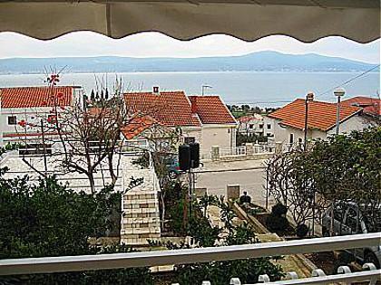 A1(4+2): terrace view - 00205SVPE A1(4+2) - Sveti Petar - Sveti Petar - rentals