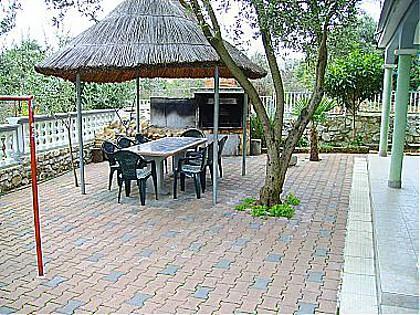 courtyard (house and surroundings) - 00305PAKO A1(4+2) - Pakostane - Pakostane - rentals