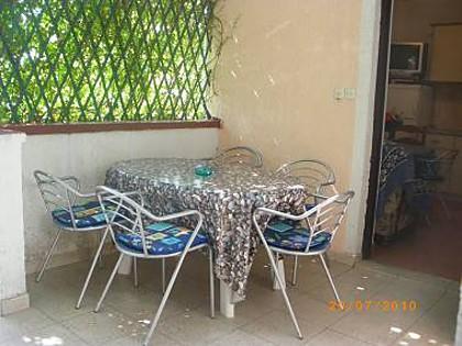 A1_donji (5): terrace - 00505PAKO A1_donji (5) - Pakostane - Pakostane - rentals