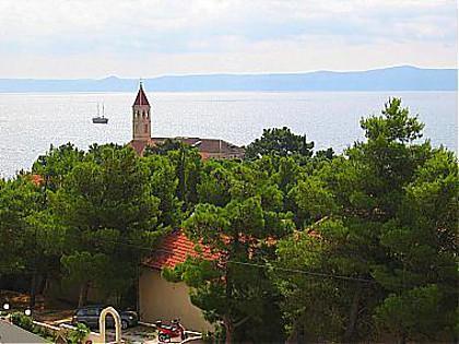 A7(2+2): terrace view - 03301BOL A7(2+2) - Bol - Bol - rentals