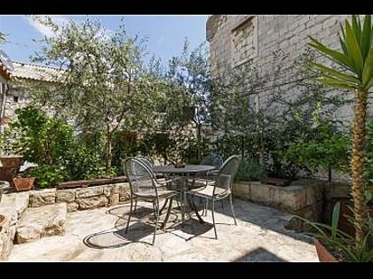A1(3+2): terrace - 02308SPLI A1(3+2) - Split - Split - rentals