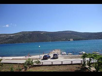A1(4+1): terrace view - 00307MARI  A1(4+1) - Poljica (Marina) - Vrsine - rentals