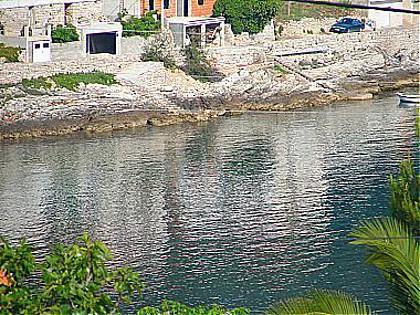 A1(4): terrace view - 03804STOM  A1(4) - Stomorska - Stomorska - rentals