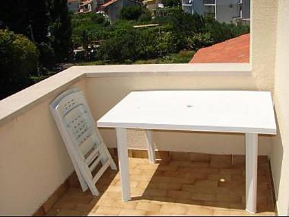 A5(5): terrace - 02509DUCE A5(5) - Duce - Duce - rentals