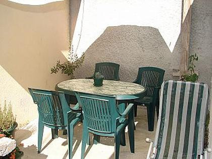A1(4): garden terrace - 08401SUPE A1(4) - Supetar - Supetar - rentals