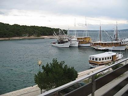 A3(2+2): terrace - 00719KUKLJ A3(2+2) - Kukljica - Kukljica - rentals
