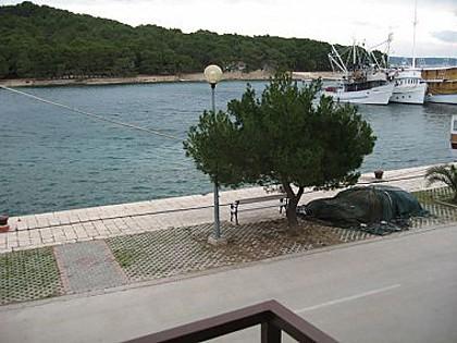 A2(2+2): terrace view - 00719KUKLJ A2(2+2) - Kukljica - Kukljica - rentals