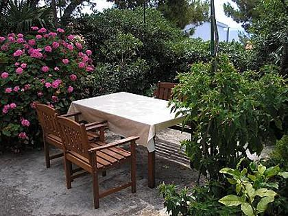 terrace (house and surroundings) - 06403HVAR A1(4) - Hvar - Hvar - rentals