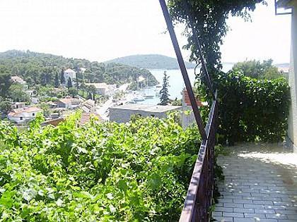 A1(7): terrace view - 01702MASL A1(7) - Maslinica - Maslinica - rentals