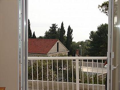 Veliki(4+2): view - 001SUMA Veliki(4+2) - Sumartin - Sumartin - rentals