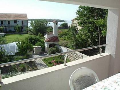 A1(2+2): terrace view - 001NIN A1(2+2) - Nin - Nin - rentals