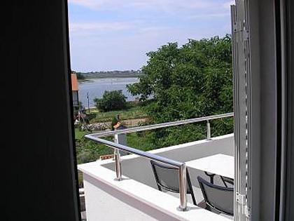 A2(2+2): terrace - 001NIN A2(2+2) - Nin - Nin - rentals