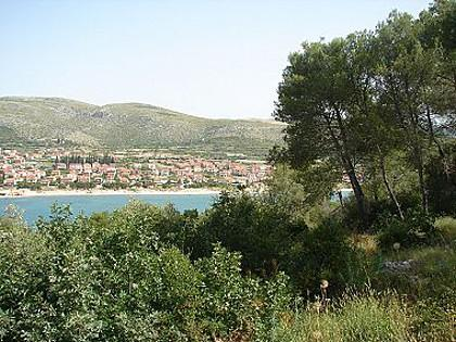 view (house and surroundings) - 003TROG SA4(2+1) - Trogir - Trogir - rentals