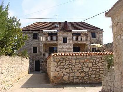 house - 004SUTI A2 Plavi(2+2) - Sutivan - Sutivan - rentals